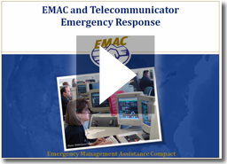 EMAC and Telecommunicator Emergency Response Video
