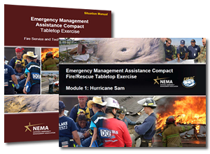 EMAC Fire Tabletop Exercise